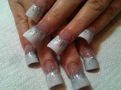 Classic wedding nails - Nail Art Gallery by NAILS Magazine