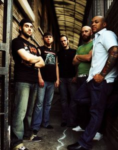 Killswitch Engage - great live band!