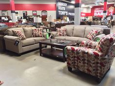 Headed off to college or just renovating old space? Boulevard has amazing deals on beautiful sofas, love seats, beds, tables, accessories and so much more! Come check out our Bargain Barn over here at Boulevard Home Furnishings!