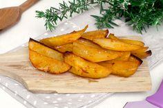 patatine più gusto al forno