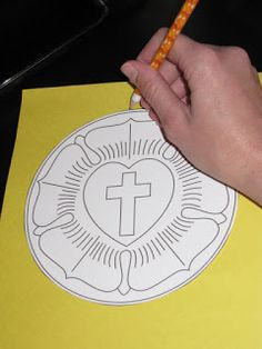 When You Rise: Reformation Day Activities Religion Activities, Teaching Religion, Church Activities, Reformation Sunday, Martin Luther Reformation, Easter Bulletin Boards, Protestant Reformation, Church Banners, Vbs Crafts