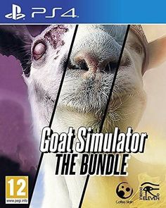 Goat Simulator: The Bundle (Playstation 4 PS4)