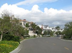 Kings Road in Newport Beach