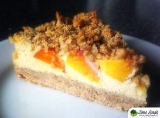 Tofu koláč s meruňkami a drobenkou – Jíme Jinak Cheesecake, Cheesecake Cake, Cheesecakes, Cheesecake Bars