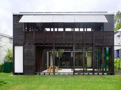 Renovation & Extension: Raven Street House, West End, Brisbane - James Russell Architect
