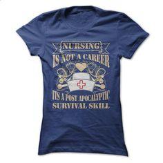 nurse - #funny t shirts for women #best hoodies. BUY NOW => https://www.sunfrog.com/Jobs/nurse-26284016-Ladies.html?60505