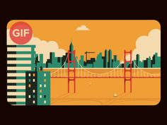 GIF-City Movement by Nick Staab