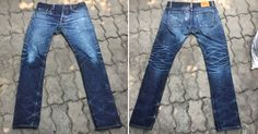 IndigoSkin V-Series 3 (1 Year 1 Wash 2 Soaks) - Fade of the Day - http://hddls.co/2aB6qAk