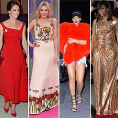 From Michelle Obama to Rihanna, take style notes from Vogue's best-dressed women of 2016  @BritishVogue
