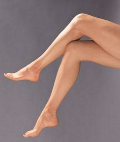 Learn what causes varicose veins, plus easy ways to mask them.