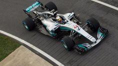 Neuer Silberpfeil für 2017 - Mercedes zeigt den schönsten Hintern