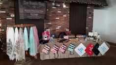 Sue Smith Ginder had a great first vendor event!