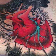 In progress by Pete Vaca - Full Circle Tattoo - San Diego, CA. #fullcircletattoo