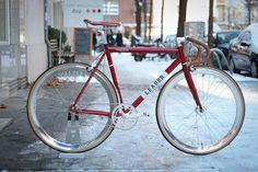 Leader 722 Heritage #bike #singlespeed #leader