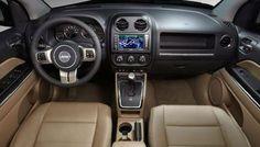 2017 Jeep Comp Interior
