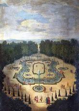 Bosquet de l'Obelisque, by Etienne Allegrain