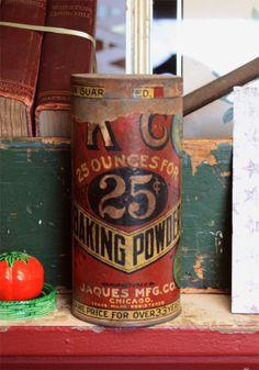 Baking Powder 25 cents