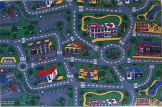 Finding your way around town:   50 Pictures That Perfectly Sum Up Your Childhood