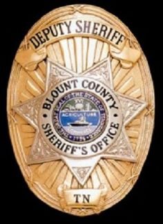 Blount county Sheriff TN 2