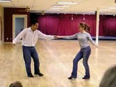 When I saw this video, I was sure I loved West Coast Swing!!!  West Coast Swing (Richard & Melissa, 2006-04-03)