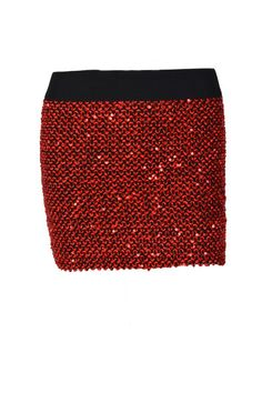 #Elastic #Waist #Sparkling Sequin #Bodycon Sexy #Mini Skirt in stock