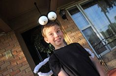 Fly Guy, for the fans of googly eyes | 17 Creative Kidlit-Inspired Halloween Costumes