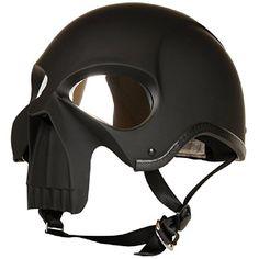 3D Skull Skeleton Matte Black Half Motorcycle Cruiser Chopper Biker Shorty Helmet DOT (L) IV2 http://www.amazon.com/dp/B00KOI0E5Y/ref=cm_sw_r_pi_dp_yzDiub08CSF16