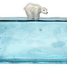 Kate Spade Caution to the Wind Polar Bear Ice Clutch Kate Spade Clutch, Kate Spade Handbags, Ice Ice Baby, Polar Bear On Ice, Polar Bears, Novelty Bags, Novelty Handbags, Vogue, Purse Styles