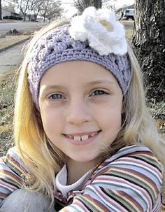 Granny Stripe Headband/Earwarmer  FREE Pattern