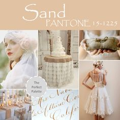 Beautiful beige tones http://www.theperfectpalette.com/2013/11/top-10-pantone-colors-for-spring-2014.html