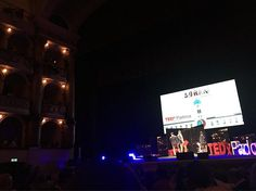 Marco Galberti parla di #TEDxPadova su Instagram #TEDxPadova #ted #domaniora #nice #padova #teatroverdi  @thenicegroup @ted @tedxpadova