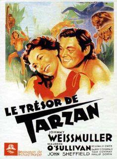 Le Trésor de Tarzan -  (1941) -