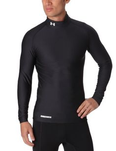 65571a2a8 Under Armour Men s ColdGear® Evo Long Sleeve Compression Mock Large Black  Under Armour Under Armour
