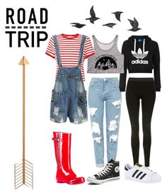 """""""Free As A Bird"""" by gracefully-artistic on Polyvore featuring Topshop, Converse, adidas, Miss Selfridge, Pajar, Jayson Home, comfy, free, roadtrip and inspiring"""