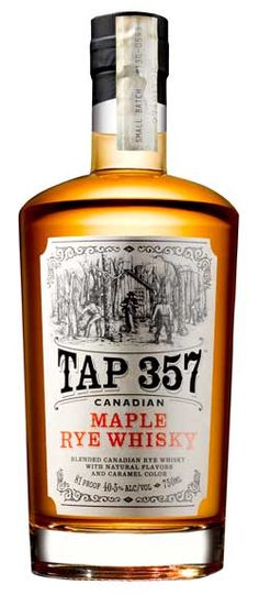For a flavored whisky, TAP 357 Maple Rye Whisky is very much as expected and not bad (yes, I have tried several flavored whiskies). To their credit TAP 357 is as advertised, a decent rye whisky flavored with maple syrup. The flavor is strong although not overwhelming.