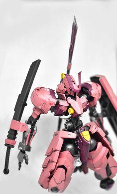 NOBUSHI | 1/144 Grimgerde Custom by Alex Deo