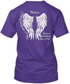 Nana Guardian Angel T-Shirt