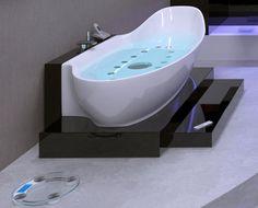 Cuarto de Baño de Diseño Hi Tech