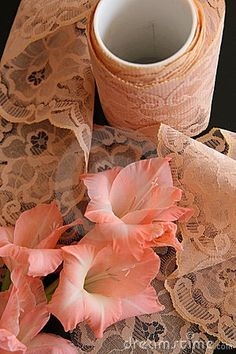 Flower and Lace