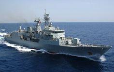 HMNZS TE MANA - F111 (ANZAC class frigate) - photo RNZN
