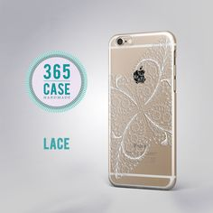 Mandala iPhone 6S Case Clear iPhone 6 case Transparent by 365case