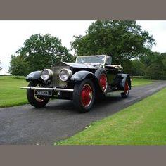 1927 Rolls-Royce Phantom,