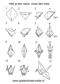 Guide on how to create a colorful rainbow diy crane curtain detailed - 1000 Images About Origami On Pinterest Origami