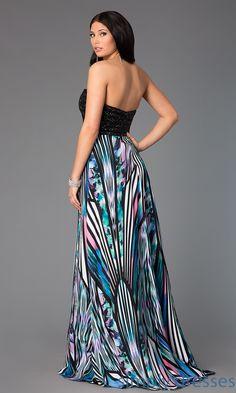 View Dress Detail: NM-15-108