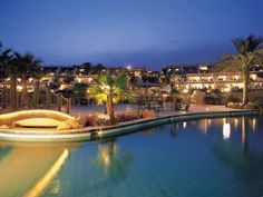 Hilton Sharm Waterfalls - is bookable at www.book-allinclusive.co.uk