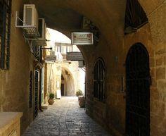 Visit through Old Jaffa
