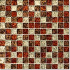 Dell'Arte - mozaiki dekoracyjne Brillant Mix Cynamon 23 (plaster 30x30)