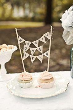 Regalos bodas de papel: fotos ideas - Regalos dulces para el primer aniversario