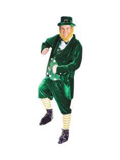 Halloween Leprechaun Costume for St Pattys Day