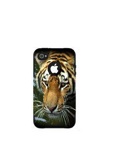 OtterBox Commuter - iPhone 4 4s 5 Case - Amur Tiger Max. $72.00, via Etsy.
